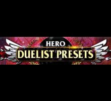 Unlock DUELIST SKILL PRESETS as you ascend to VIP Level 800!
